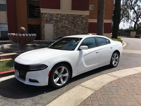 2016 Dodge Charger for sale at GENERATION 1 MOTORSPORTS #1 in Los Angeles CA