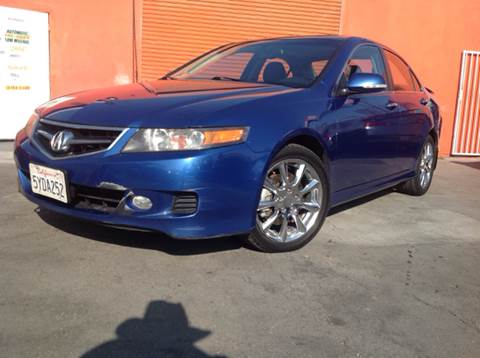 2006 Acura TSX for sale at GENERATION 1 MOTORSPORTS #1 in Los Angeles CA