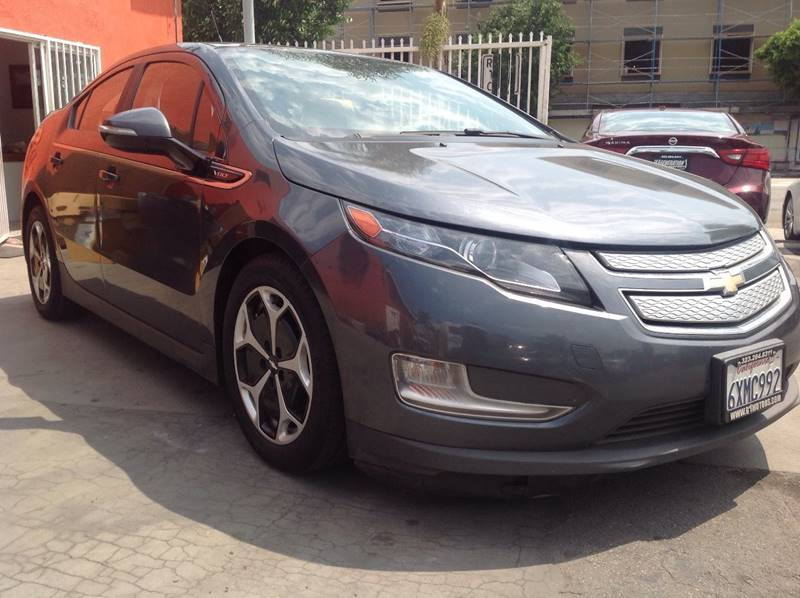 2013 Chevrolet Volt for sale at GENERATION 1 MOTORSPORTS #1 in Los Angeles CA