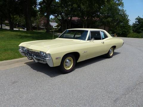 1968 Chevrolet Biscayne for sale in Los Angeles, CA