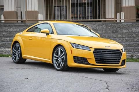 2016 Audi TT for sale in Los Angeles, CA