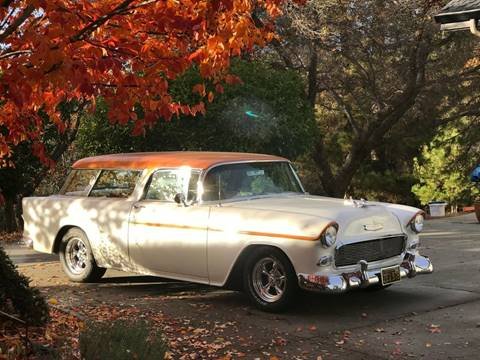 1955 Chevrolet Nomad for sale in Los Angeles, CA
