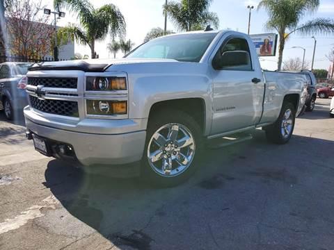 2015 Chevrolet Silverado 1500 LS for sale at GENERATION 1 MOTORSPORTS #1 in Los Angeles CA
