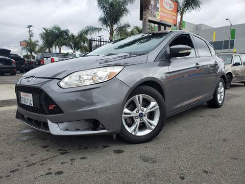 2013 Ford Focus SE for sale at GENERATION 1 MOTORSPORTS #1 in Los Angeles CA