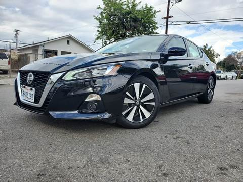 2019 Nissan Altima 2.5 SL for sale at GENERATION 1 MOTORSPORTS #1 in Los Angeles CA