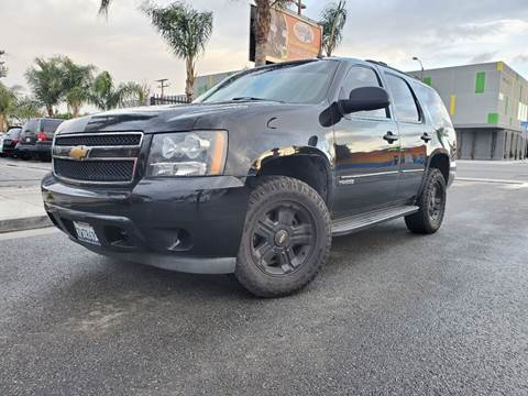 2007 Chevrolet Tahoe LS for sale at GENERATION 1 MOTORSPORTS #1 in Los Angeles CA
