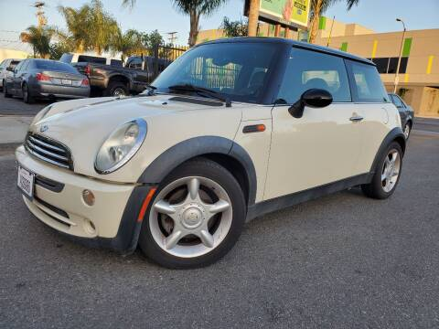 2006 MINI Cooper for sale at GENERATION 1 MOTORSPORTS #1 in Los Angeles CA