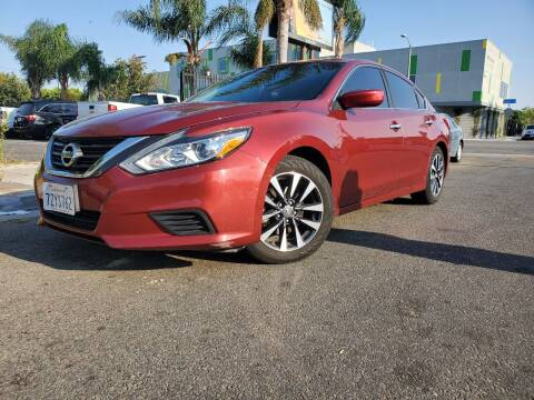 2016 Nissan Altima for sale at GENERATION 1 MOTORSPORTS #1 in Los Angeles CA