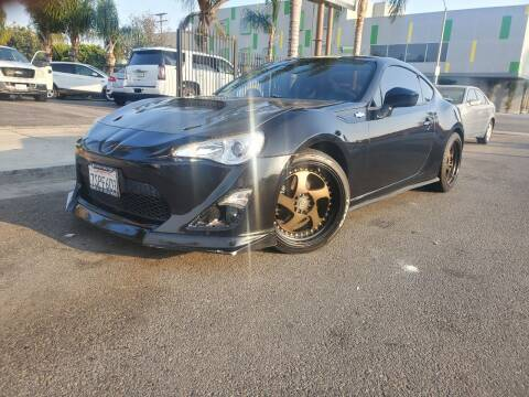 2013 Scion FR-S for sale at GENERATION 1 MOTORSPORTS #1 in Los Angeles CA