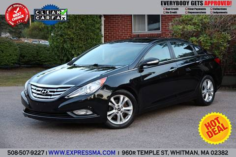 2011 Hyundai Sonata for sale in Whitman, MA