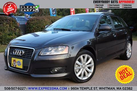 2009 Audi A3 for sale in Whitman, MA