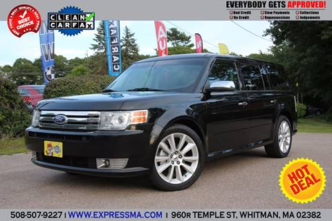 2012 Ford Flex for sale in Whitman, MA