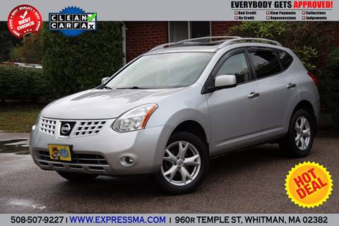2010 Nissan Rogue for sale in Whitman, MA