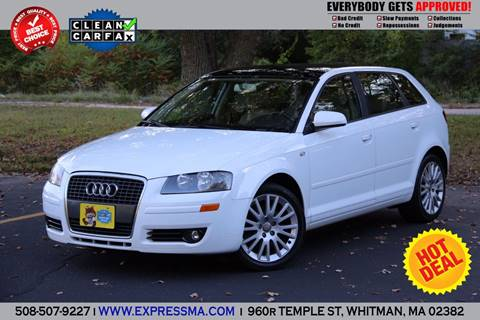 2007 Audi A3 for sale in Whitman, MA