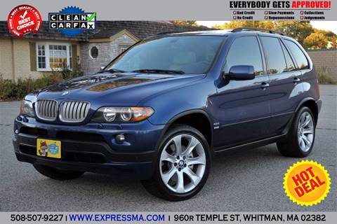 2006 BMW X5 for sale in Whitman, MA
