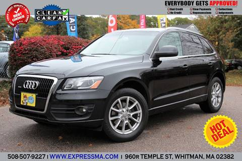 Auto Sales Express Used Cars Whitman MA Dealer - Audi dealerships in massachusetts