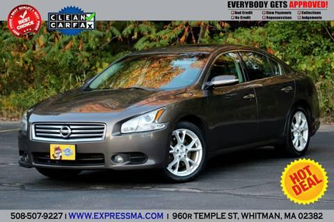 2013 Nissan Maxima For Sale Carsforsale