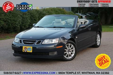 2005 Saab 9-3 for sale in Whitman, MA