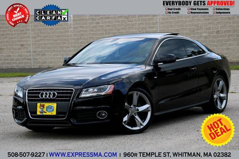 2011 Audi A5 for sale in Whitman, MA