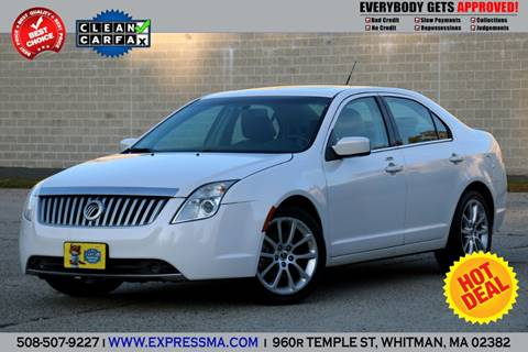 2010 Mercury Milan for sale in Whitman, MA