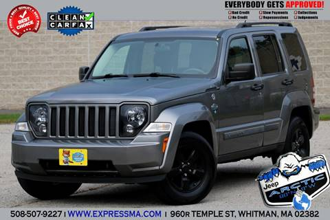 2012 Jeep Liberty for sale in Whitman, MA