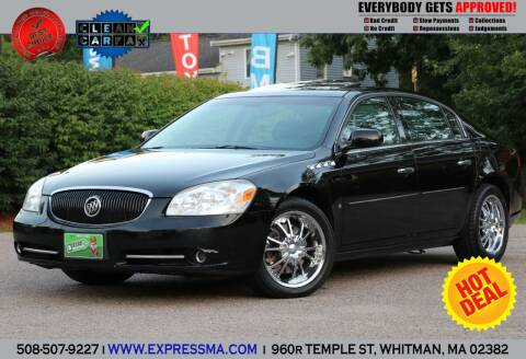 2006 Buick Lucerne for sale at Auto Sales Express in Whitman MA