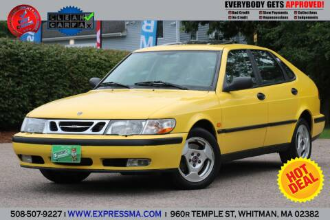 1999 Saab 9-3 for sale at Auto Sales Express in Whitman MA