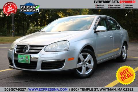 2009 Volkswagen Jetta for sale at Auto Sales Express in Whitman MA