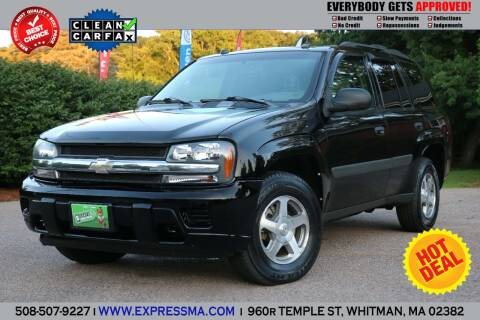 2005 Chevrolet TrailBlazer for sale at Auto Sales Express in Whitman MA