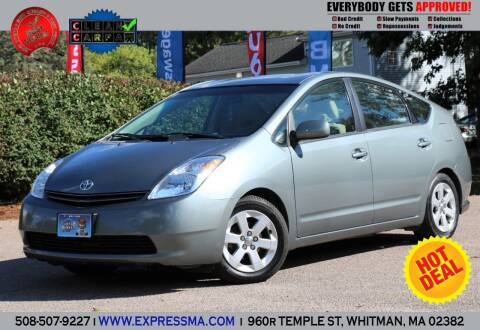 2005 Toyota Prius for sale at Auto Sales Express in Whitman MA