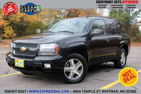 2006 Chevrolet TrailBlazer for sale at Auto Sales Express in Whitman MA