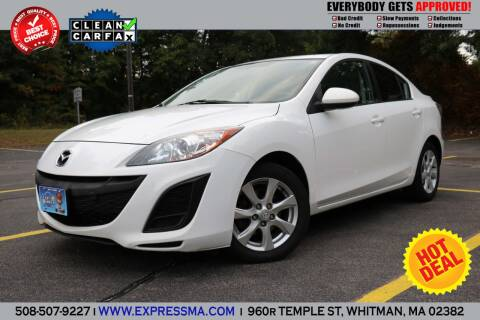 2010 Mazda MAZDA3 for sale at Auto Sales Express in Whitman MA