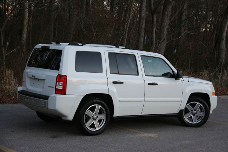 2007 jeep patriot limited 4x4 4dr suv in whitman ma auto. Black Bedroom Furniture Sets. Home Design Ideas
