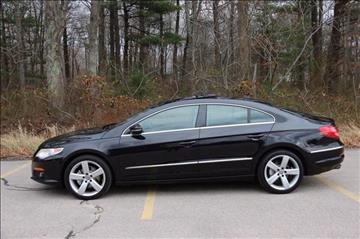 2011 Volkswagen CC for sale in Whitman, MA