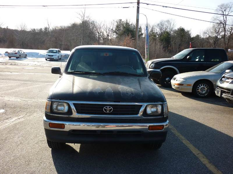 1995 Toyota Tacoma For Sale At EBN Auto Sales In Manchester NH