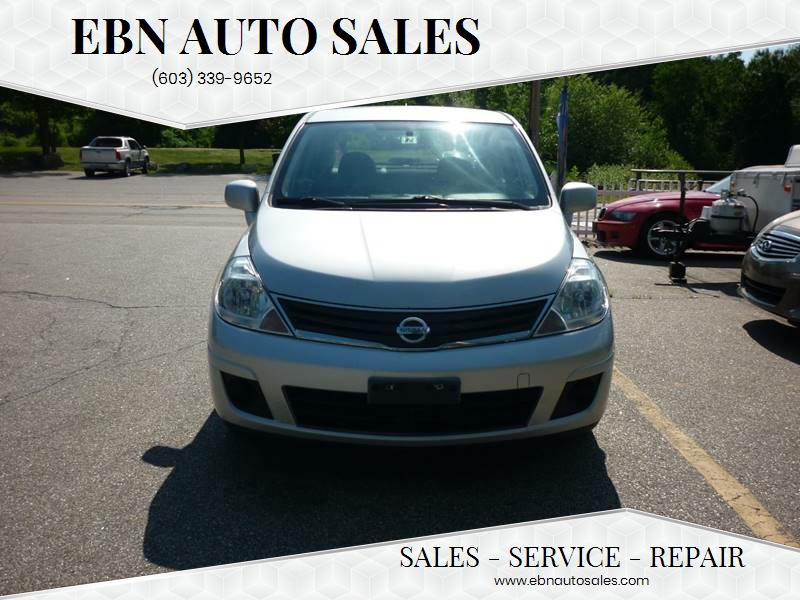 2011 Nissan Versa For Sale At EBN Auto Sales In Manchester NH