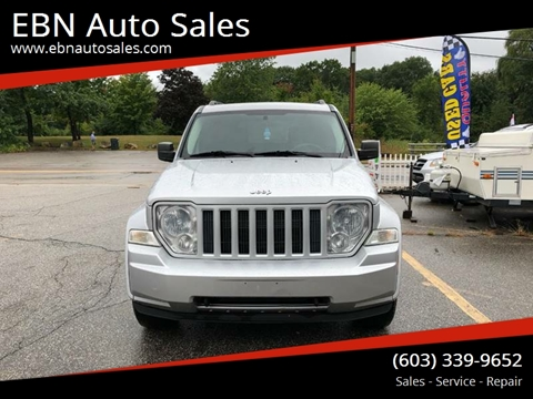 2010 Jeep Liberty for sale in Manchester, NH