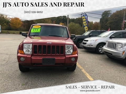 2006 Jeep Commander for sale in Manchester, NH