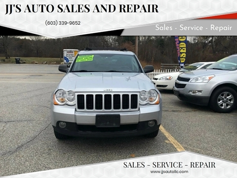 2010 Jeep Grand Cherokee for sale in Manchester, NH