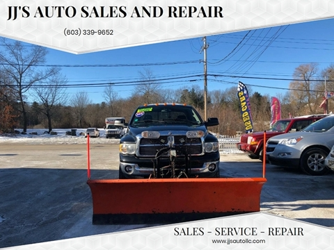 Jj Auto Sales >> Dodge For Sale In Manchester Nh Jj S Auto Sales And Repair
