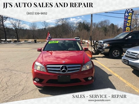 2010 Mercedes-Benz C-Class for sale in Manchester, NH