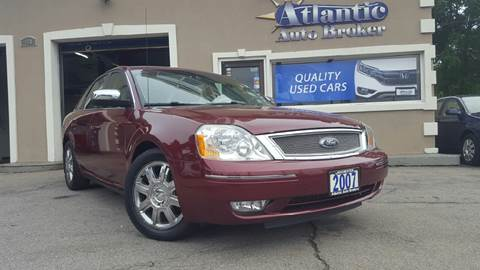 2007 Ford Five Hundred for sale in Rochester, NY
