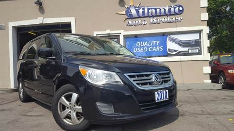2010 Volkswagen Routan for sale in Rochester, NY