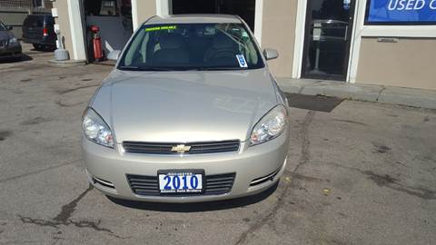 2010 Chevrolet Impala for sale in Rochester, NY