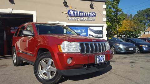 2005 Jeep Grand Cherokee for sale in Rochester, NY