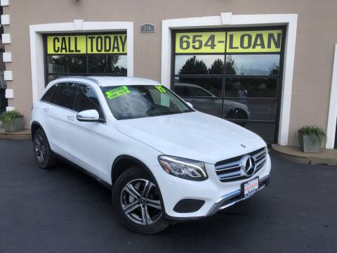 2017 Mercedes-Benz GLC for sale at Atlantic Auto Brokers in Rochester NY
