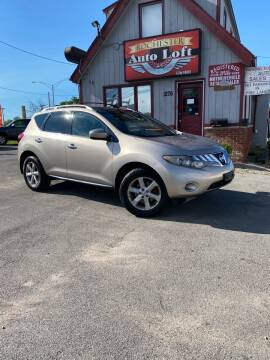 2009 Nissan Murano for sale at Atlantic Auto Brokers in Rochester NY