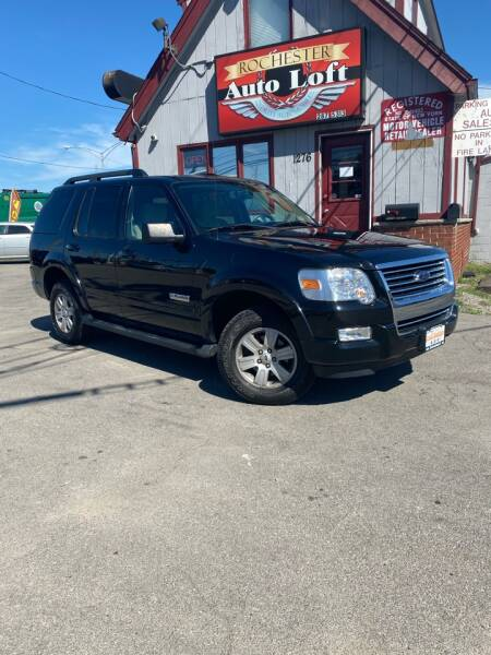2008 Ford Explorer for sale at Atlantic Auto Brokers in Rochester NY