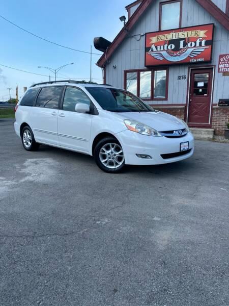 2006 Toyota Sienna for sale at Atlantic Auto Brokers in Rochester NY