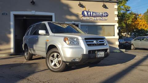 2007 Honda Pilot for sale in Rochester, NY